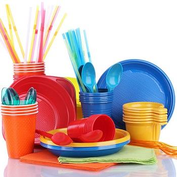 فروش عمده ظروف یکبار مصرف پلاستیکی