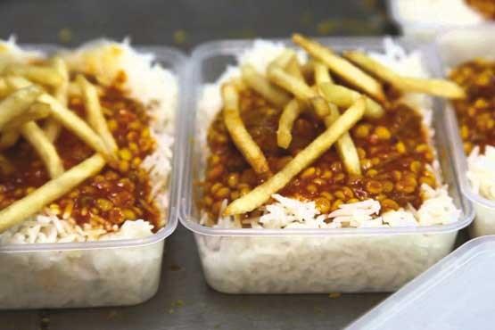 فروش ظروف یکبار مصرف غذا