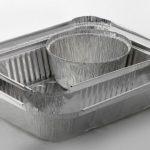 عمده ظروف یکبار مصرف آلومینیومی