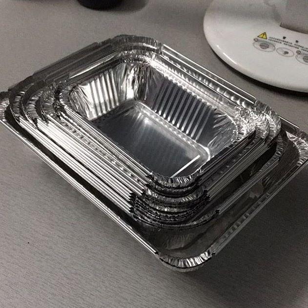 صادرات ظروف یکبار مصرف آلومینیومی