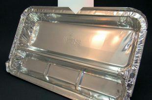 تولیدی ظروف یکبار مصرف آلومینیومی