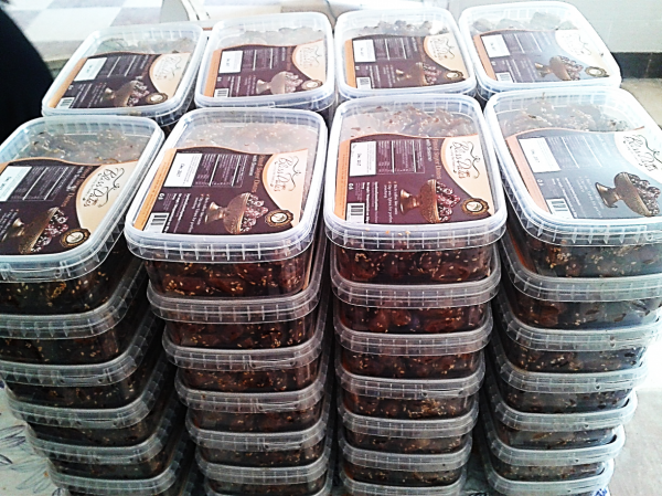 قیمت ظروف بسته بندی خرما