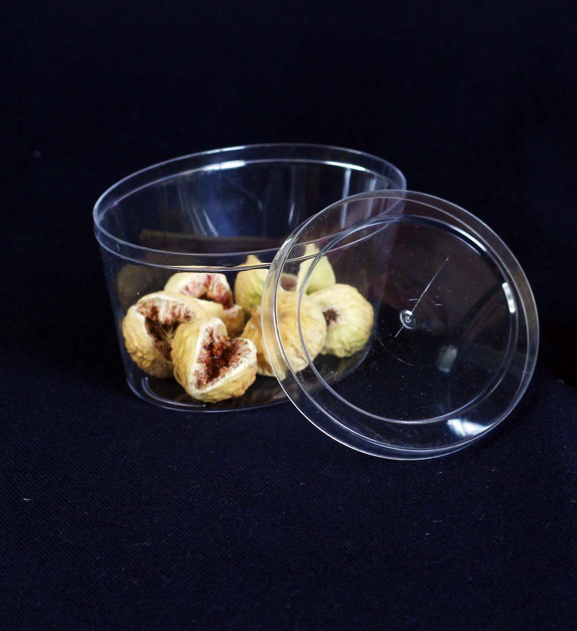 فروش ظروف یکبار مصرف کریستالی