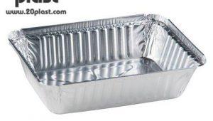 خرید ظروف آلومینیوم تکپرسی کد ۱۰۵