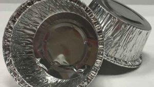 ظرف یکبار مصرف آلومینیومی خورشتی
