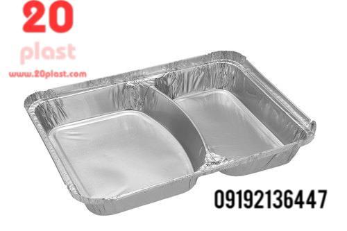 مزیت ظروف یکبار مصرف آلومینیوم