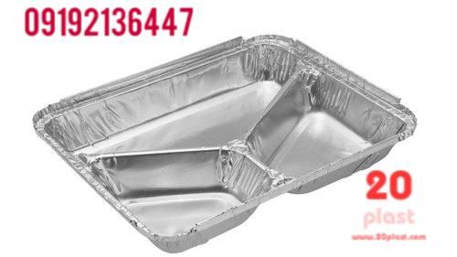کارخانه تولید ظروف آلومینیوم