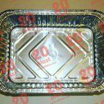 شرکت تولید ظروف یکبار مصرف آلومینیومی