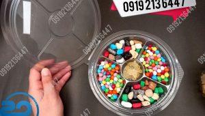 جدیدترین ظروف یکبار مصرف پلاستیکی درب دار
